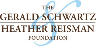The Gerald Schwartz & Heather Reisman Foundation